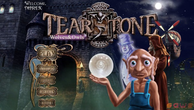 Tearstone 2: Wolves and Owls Beta