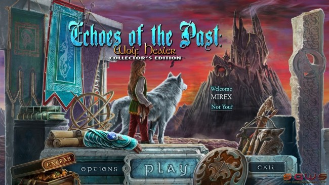 Echoes of the Past 6: Wolf Healer Collectors Edition