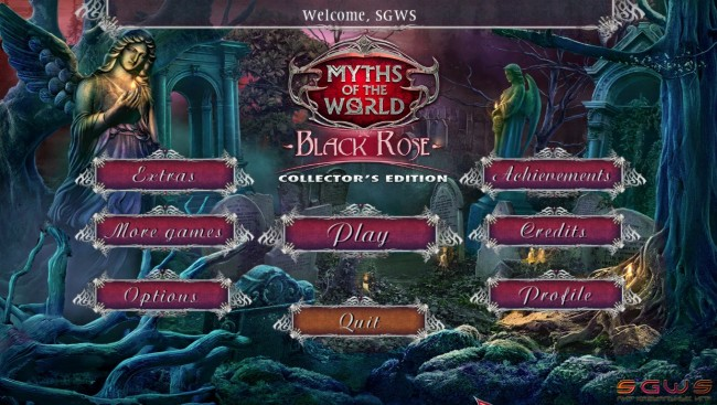 Myths of the World 5: Black Rose Collectors Edition