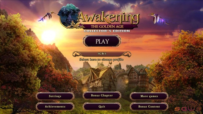 Awakening 7: The Golden Age Collectors Edition