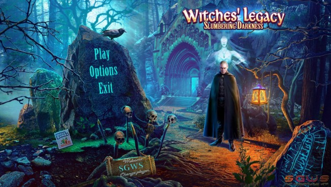 Witches Legacy 5: Slumbering Darkness [BETA]