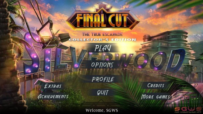 Final Cut 4: The True Escapade Collectors Edition