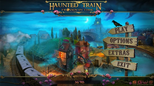 Haunted Train 2: Frozen in Time [BETA]