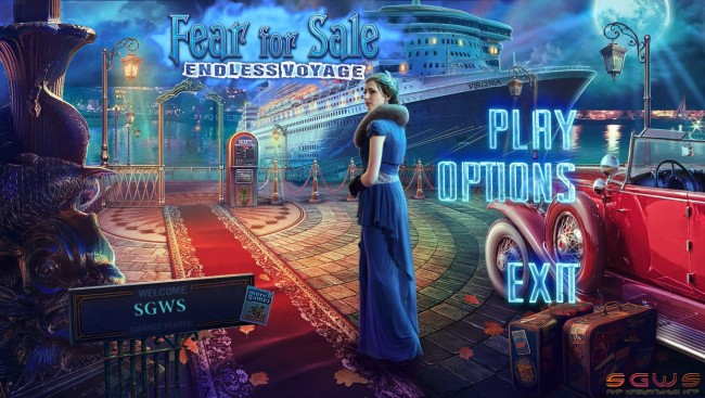 Fear for Sale 6: Endless Voyage [BETA]