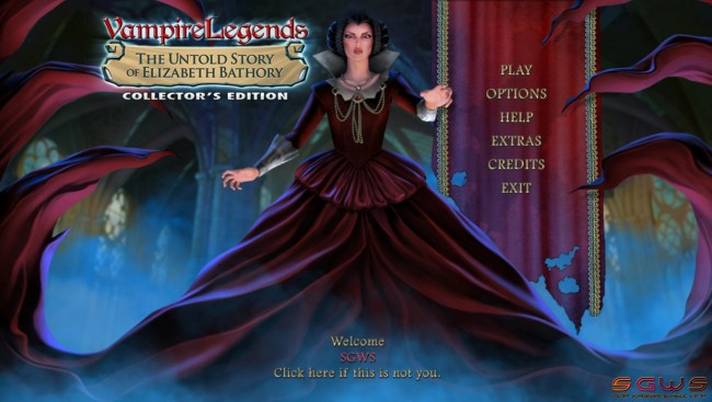 Vampire Legends 2: The Untold Story of Elizabeth Bathory Collectors Edition