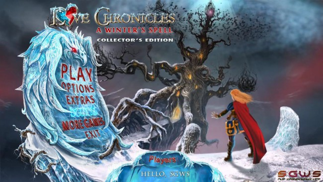 Love Chronicles 4:  A Winters Spell Collectors Edition