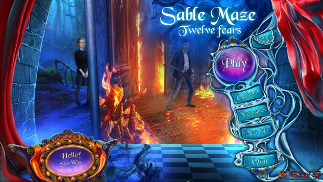 Sable Maze 4: Twelve Fears [BETA]