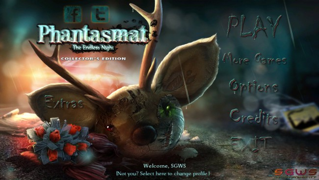 Phantasmat 3: The Endless Night Collectors Edition