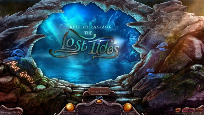 Rite of Passage 4: The Lost Tides  [BETA]