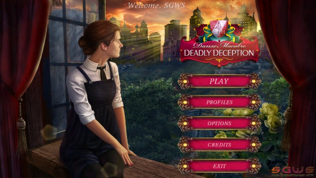 Danse Macabre 3: Deadly Deception  [BETA]