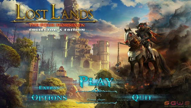 Lost Lands 2: The Four Horsemen Collector's Edition