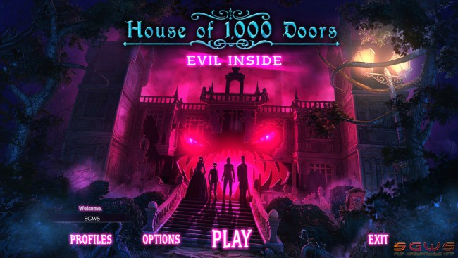 House of 1000 Doors 4:  Evil Inside [BETA]