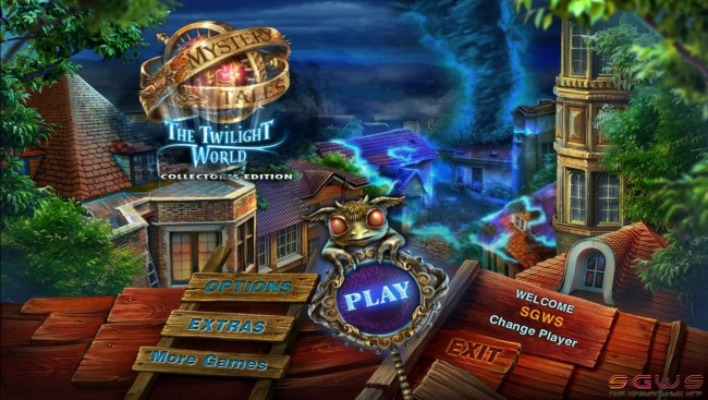 Mystery Tales 2: The Twilight World Collectors Edition