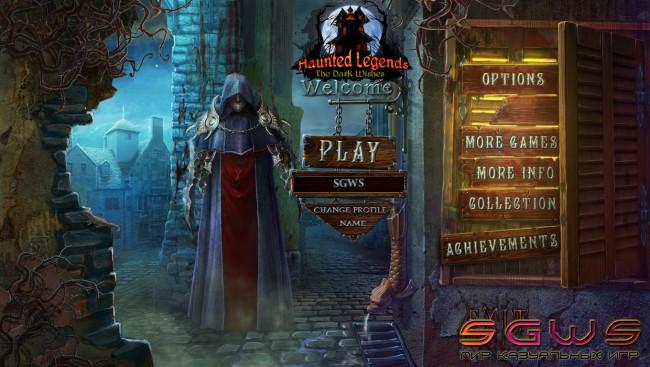 Haunted Legends 6: The Dark Wishes [BETA]