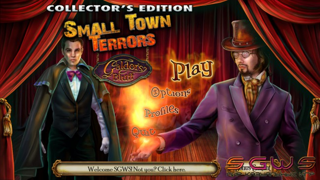 Small Town Terrors 3: Galdors Bluff Collectors Edition