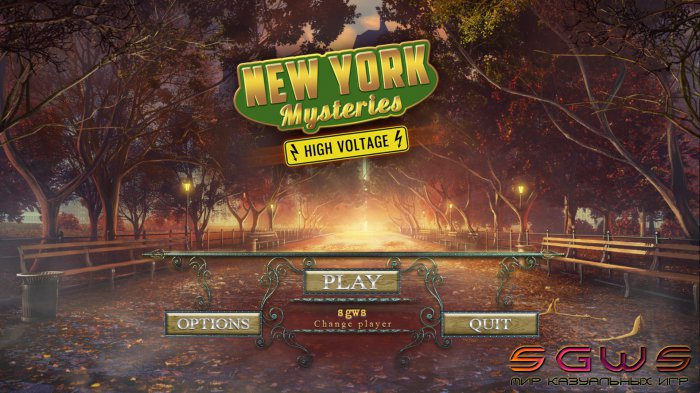 New York Mysteries 2: High Voltage (BETA)
