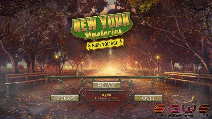 New York Mysteries 2: High Voltage (BETA)