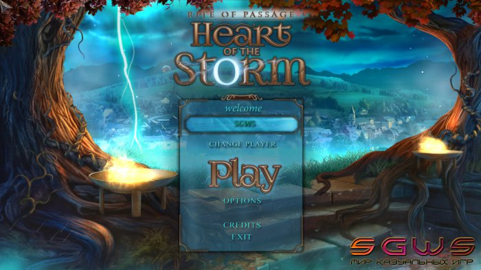 Rite of Passage 5. Heart of the Storm Collectors Edition