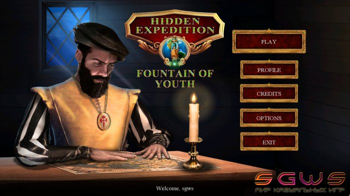 Hidden Expedition 10. The Fountain Of Youth Collectors Edition
