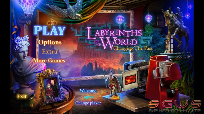 Labyrinths of the World 3. Changing the Past Collectors Edition