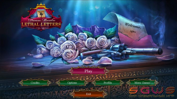 Danse Macabre 5. Lethal Letters Collector's Edition