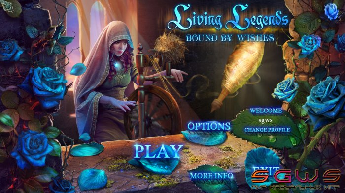 Living Legends 4: Bound by Wishes [BETA]