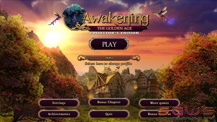 Awakening 7: The Golden Age Collector's Edition
