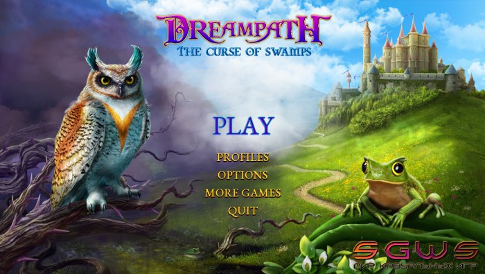 Dreampath 2: The Curse of Swamps [BETA]