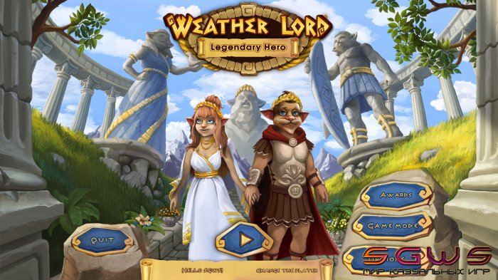 Weather Lord 6: Legendary Hero [BETA]