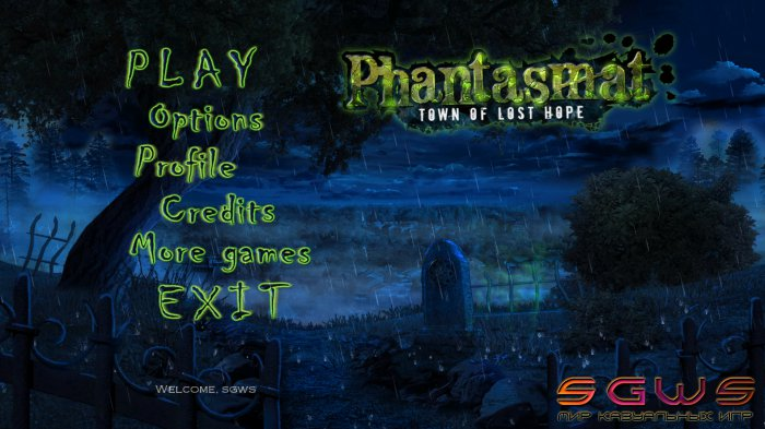 Phantasmat 6: Town of Lost Hope Collectors Edition