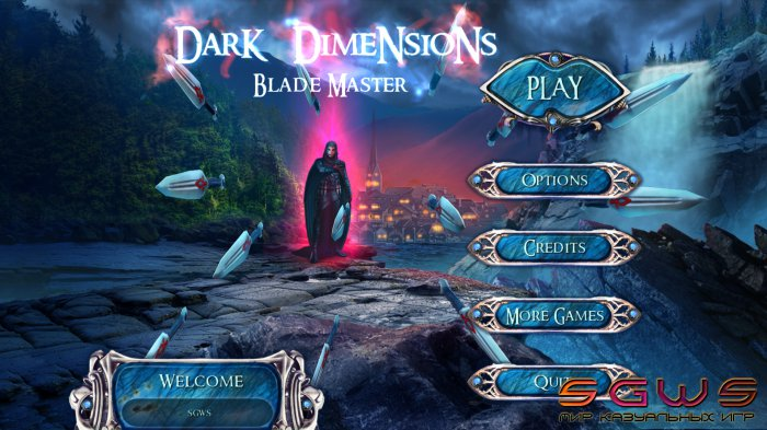 Dark Dimensions 7: Blade Master [BETA]