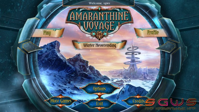 Amaranthine Voyage 6: Winter Neverending [BETA]