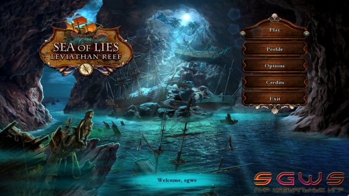 Sea of Lies 6: Leviathan Reef [BETA]