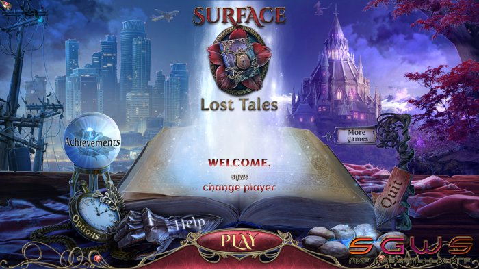 Surface 9: Lost Tales [BETA]