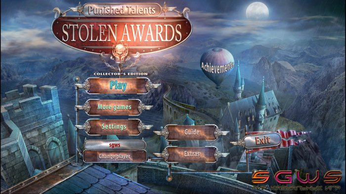 Punished Talents 2: Stolen Awards Collectors Edition