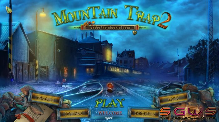 Mountain Trap 2. Under The Cloak Of Fear