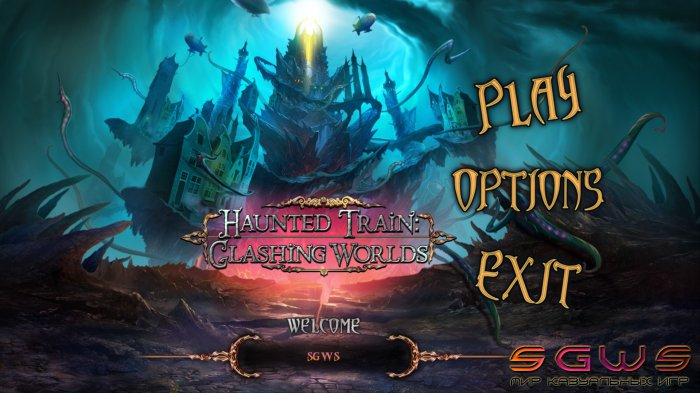 Haunted Train 3: Clashing Worlds [BETA]