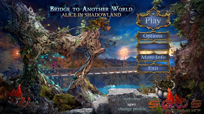Bridge to Another World 3: Alice in Shadowland Collectors Edition