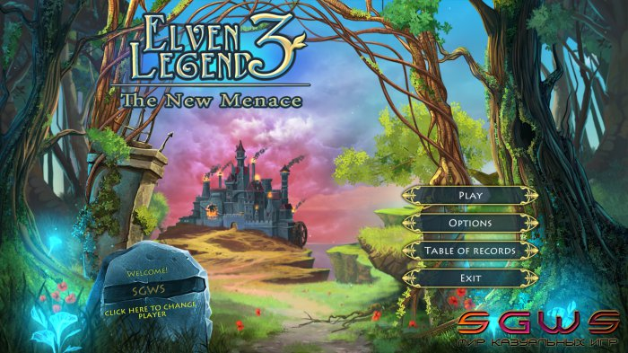 Elven Legend 3: The New Menace Collectors Edition