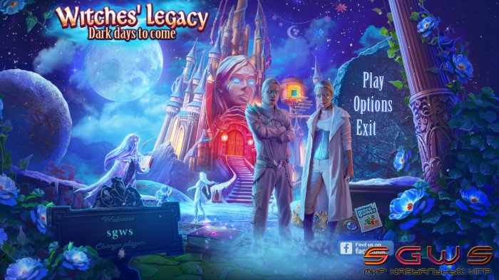 Witches Legacy 8: Dark Days to Come Collectors Edition