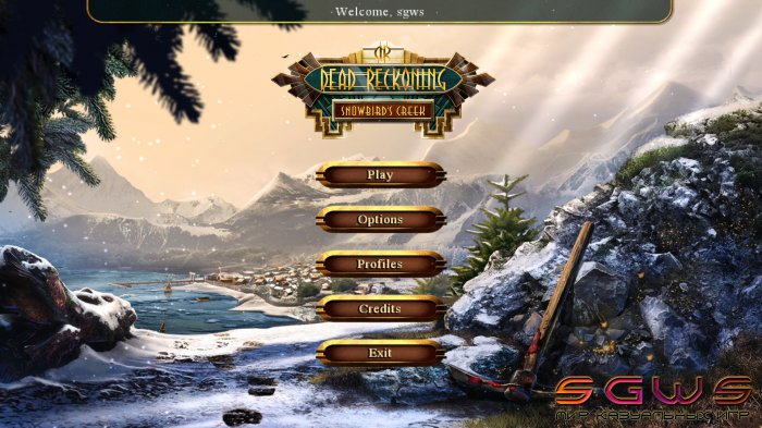 Dead Reckoning 5: Snowbirds Creek Collectors Edition