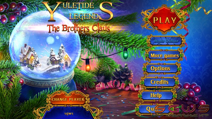 Yuletide Legends: The Brothers Claus [BETA]