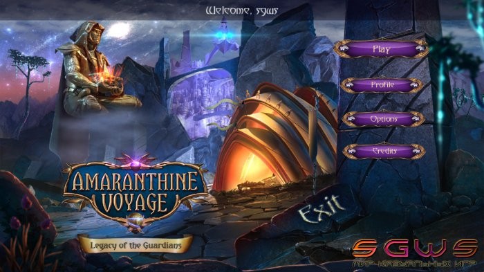 Amaranthine Voyage 7: Legacy of the Guardians [BETA]