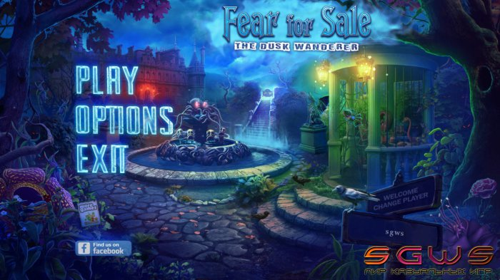 Fear For Sale 9. The Dusk Wanderer Collector's Edition