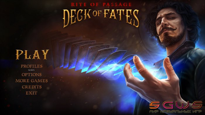 Rite of Passage 6: Deck of Fates Collectors Edition