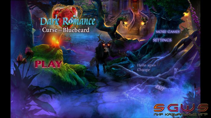 Dark Romance 5: Curse of Bluebeard [BETA]