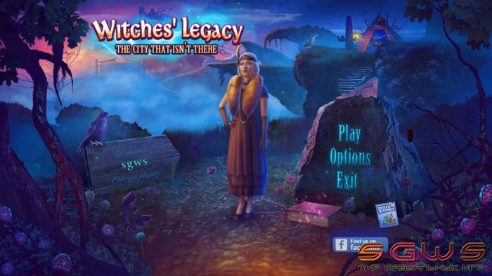 Witches Legacy 9: The City That Isnt There [BETA]