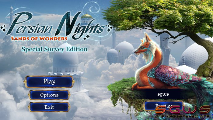 Persian Nights: Sands of Wonders [BETA]