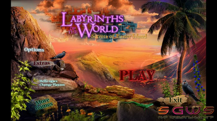 Labyrinths of the World 5: Secrets of Easter Island [BETA]