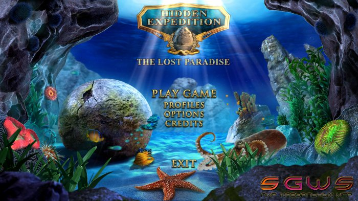 Hidden Expedition 13: The Lost Paradise [BETA]
